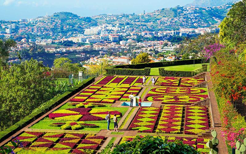 Maderia-Portugal