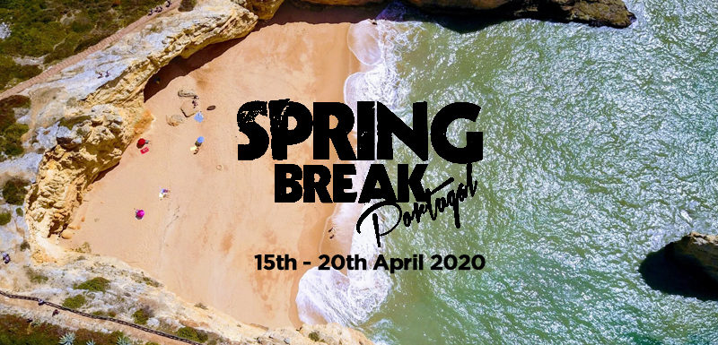 Spring break Portugal 2020