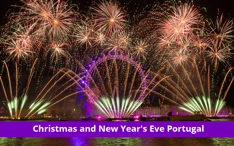 Christmas and New Year's Eve in Portugal 2020