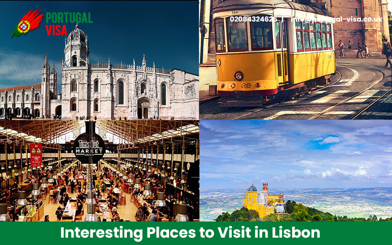 Travelling to Lisbon, try the most interesting places to visit in Lisbon