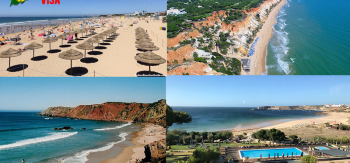 beaches in Portugal