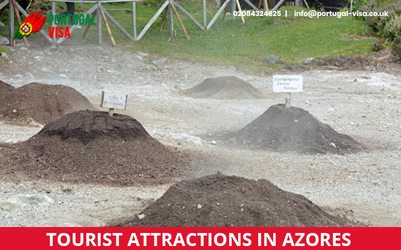 Top Attractions in Azores