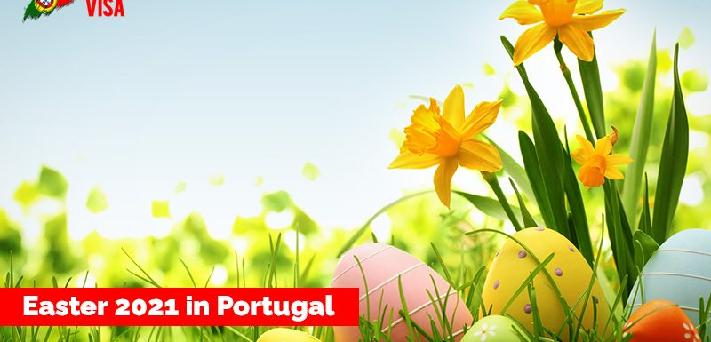 Easter 2021 in Portugal