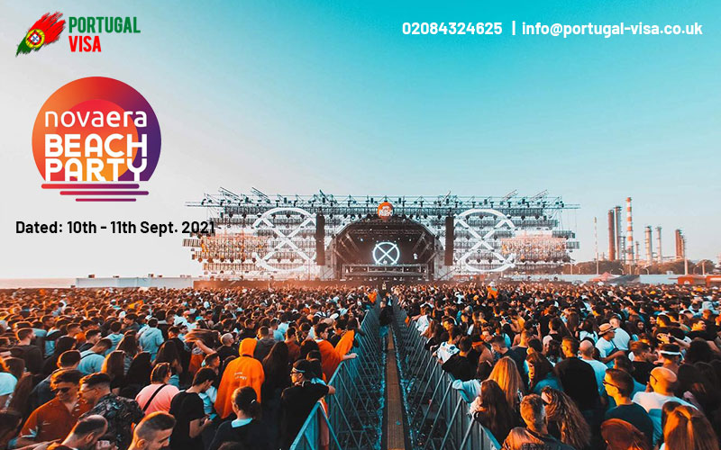 Nova Era Beach Party 2021